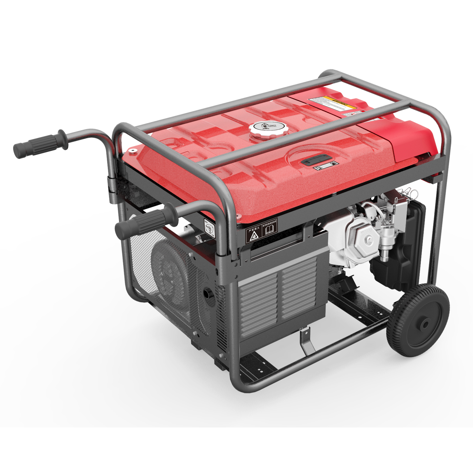 Portable Generator Series Pan Da Co Ltd